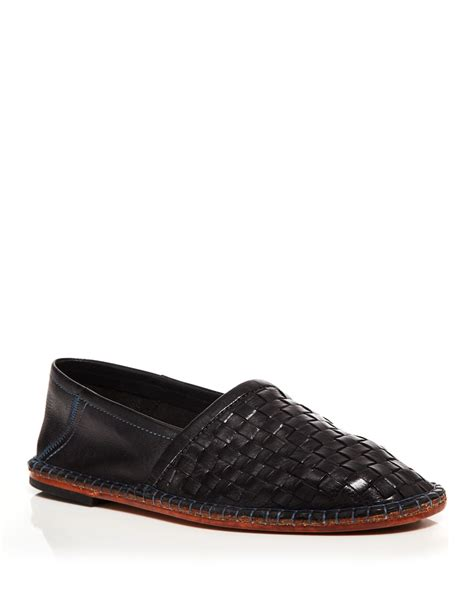 cole haan black loafers cole haan camden woven loafers bloomingdale s exclusive