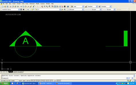 autocad section section symbol dynamic block type 1