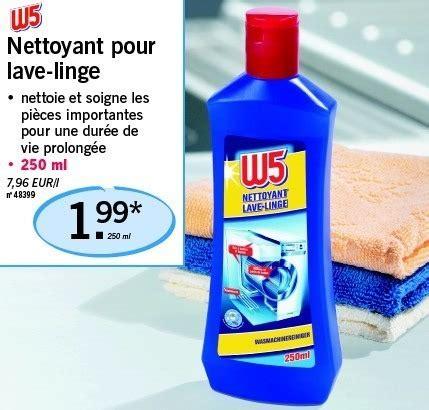 Entretien Machine à Laver Le Linge by Mettre Des Habits Au Lave Linge R Seau Canop Nettoyage