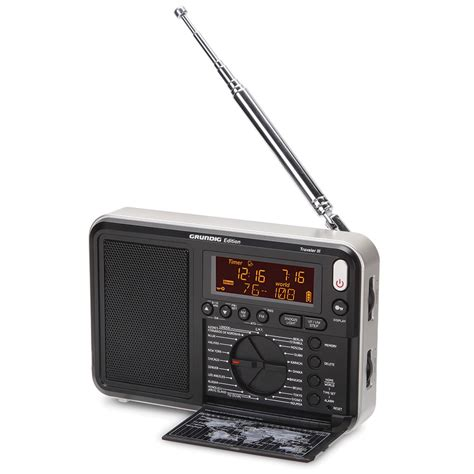 the best the best pocket radio hammacher schlemmer