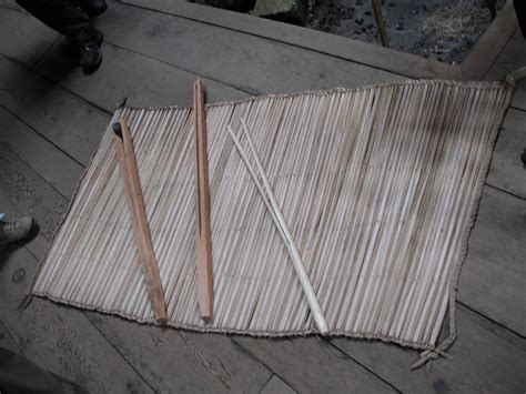 Tule Mat by Ethnobotanical Garden Plants And Plant Products
