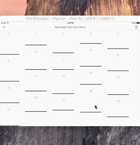 grid layout swift cemolcay reorderablegridview swift reorderable grid view