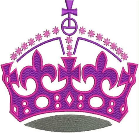embroidery design crown crown embroidery design