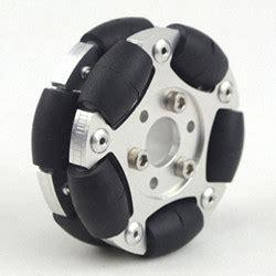 Omni Wheel 60mm 14145 By Akhi Shop 60mm aluminum omni wheel basic 14145 nexus robot
