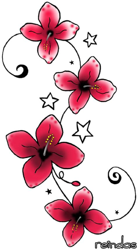 simple flower tattoo love beautiful flowers and butterflies pinterest simple flower