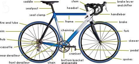 the anatomy of a mountain bike cool biking zone bike parts diagram the anatomy of objects pinterest