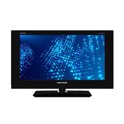 Tv Polytron Led 43 jual polytron 22d110 tv led black harga