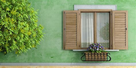 persiane chiuse persiane in legno a brescia installazione e vendita