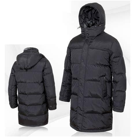 Coat Blazer Parka Second Preloved Outer winter mens outer duck hooded 3 4long warm outwear coat parka puffer jacket ebay