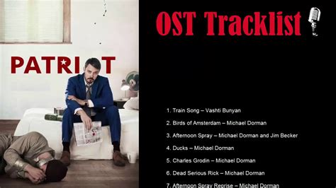 R Up Tracklisting R Tv by Patriot Tv Series Soundtrack Ost Tracklist Chords Chordify