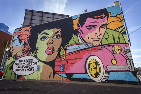 murals  downtown minneapolis radisson blu