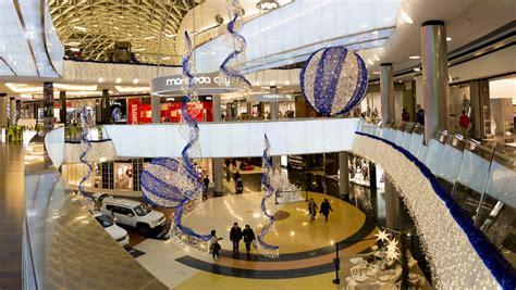 decoracion navidad centros comerciales centro comercial marineda city deininterdecor