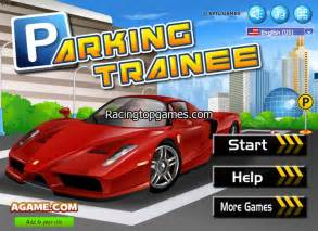Cars Play Free Play Parking Trainee Car Free At