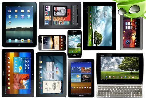 android tablet comparison top 5 reasons why android tablets are better than the android authority