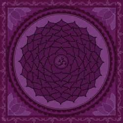 Lotus Chakra Thousand Petal Lotus Blart