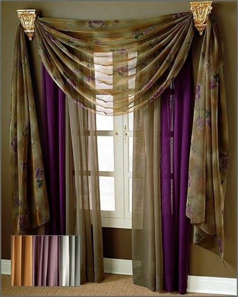 Valance Curtain Ideas Ideas Curtain Design Ideas Interior Design
