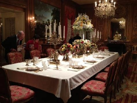 mansion dining room mansion s dining room picture of hillwood museum