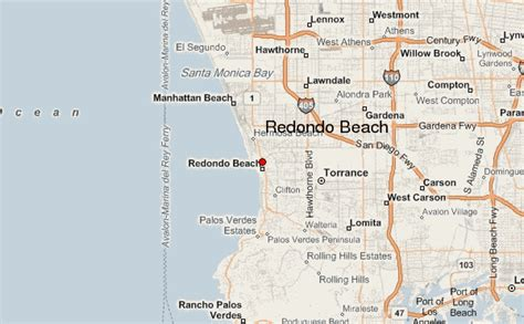 redondo beach location guide