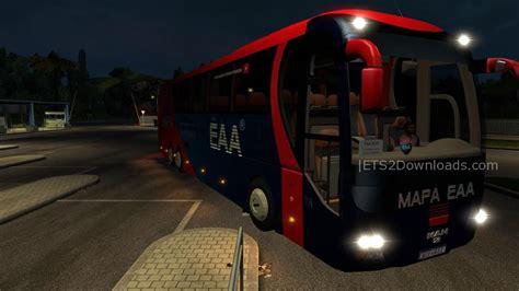 mod game euro truck simulator eaa bus v4 1 ets 2 mods ets2downloads