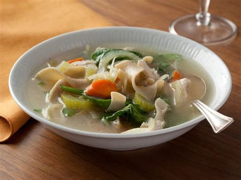 vegetable soup recipes food network hearty italian chicken and vegetable soup recipe food