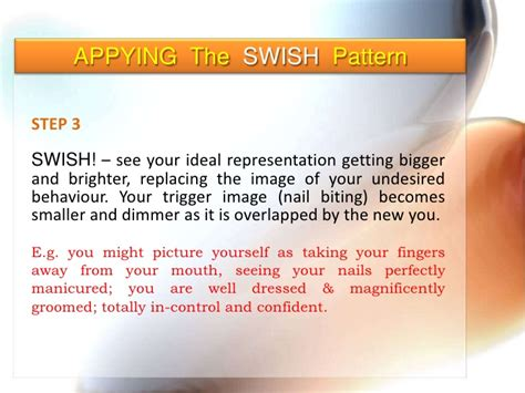 nlp swish pattern video nlp swish