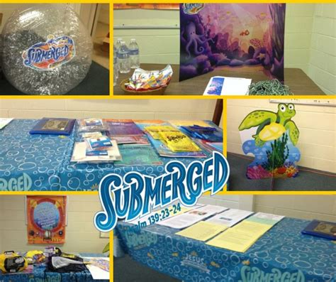 Vacation Bible School Decorating Ideas by Lifeway Vbs 2016 Submerged Decoration Ideas