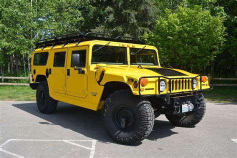 how can i learn about cars 1998 hummer h1 engine control 1998 hummer h1 for sale 2025534 hemmings motor news