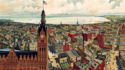 milwaukee wisconsin history and cartography 1898 youtube