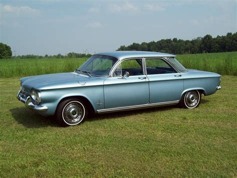 Four Door Sedan by Image Gallery 1961 Corvair 4 Door
