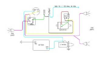 1953 ford naa 6 volt wiring diagram 1953 wiring diagram