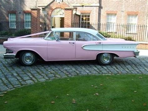 Edsel Ford Car For Sale by For Sale 1958 Ford Edsel Ranger Classic Cars Hq