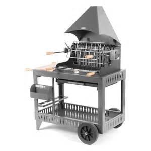 Superb Chariot En Bois #2: Barbecue-charbon-mendy-sur-chariot-le-marquier.jpg