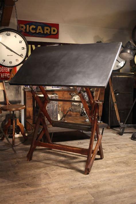 table a dessin industriel table a dessin ancienne en chene massif to do atelier et tables