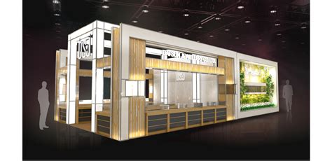 booth design build ltd dsj 2017 new booth design news dai sun jewellery