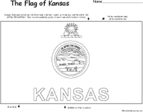 Kansas The 34th State by Kansas Facts Map And State Symbols Enchantedlearning