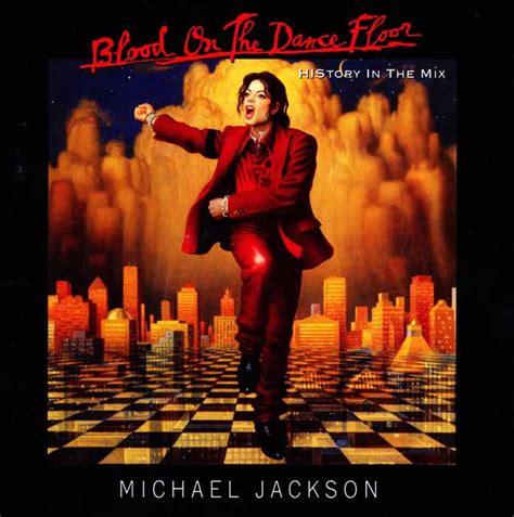 mix on the floor michael jackson blood on the checkered floor