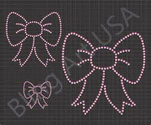 how to make rhinestone templates bow rhinestone downloads ribbon patterns templates cheer