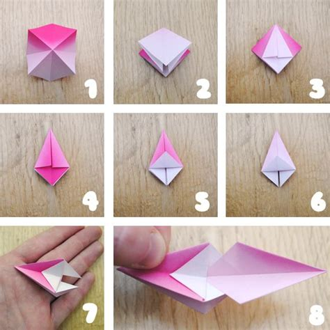 How To Make Hanging Paper Decorations - origami hanging decorations hanging decorations