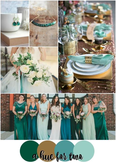 Teal Wedding Ideas by Best 25 Teal Gold Wedding Ideas On Teal Fall