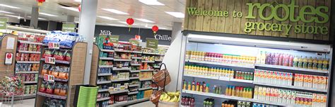 layout supermarket giant groceries food drink at rootes grocery store
