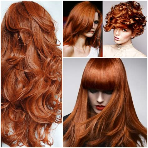 Feves Hair Color New Formula hair color new copper formulas on level 7