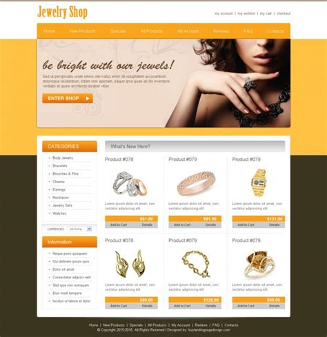 Wix Web Template Template Business One Page Website Template Wix