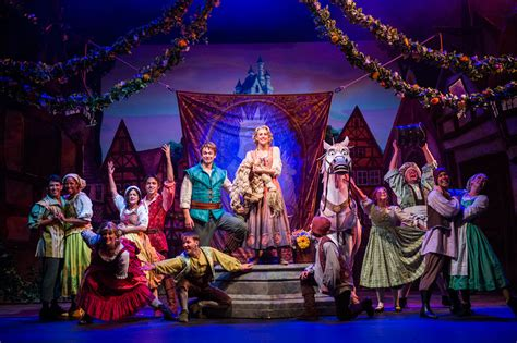 theme line rapunzel first look at quot tangled the musical quot on disney magic the