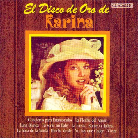 el oro de los index of caratulas k karina