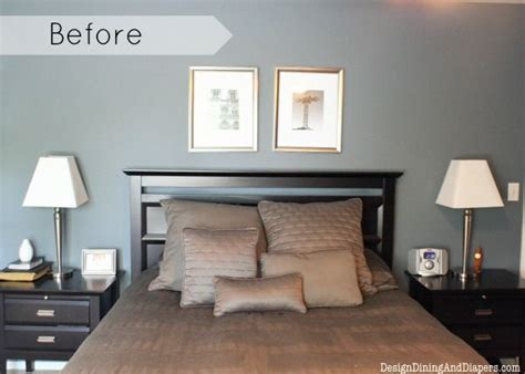 Bedroom Makeovers On A Budget Before And After Master Bedroom Makeover On A Budget