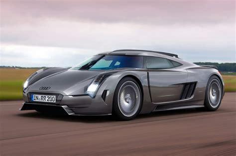audi supercar audi designing diesel hybrid halo supercar autofoundry