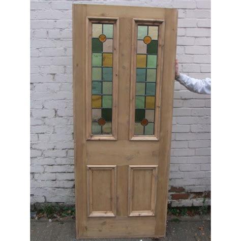 4 Panel Exterior Door Doors Sd073 Original 4 Panel Exterior Door With Soft Green Tones