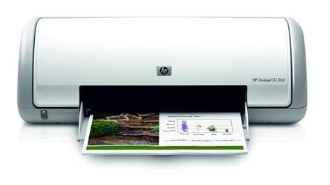 Printer Hp Deskjek D1360 hp deskjet d1360
