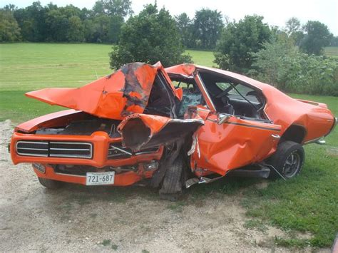 wrecked car gto cars wrecked gto judge ls1gto com forums