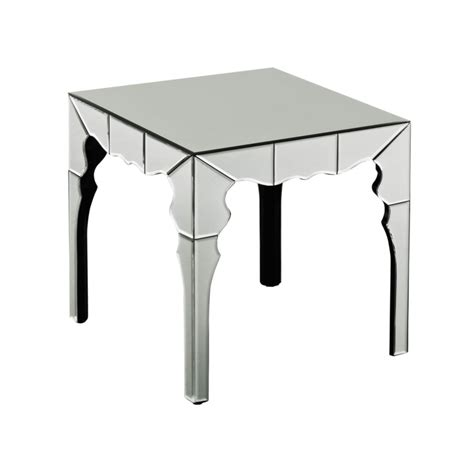 mirrored side table how to a mirrored side table home decorations
